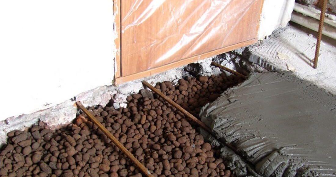 Расценка на устройство полов керамзитобетоном полимерен бетон